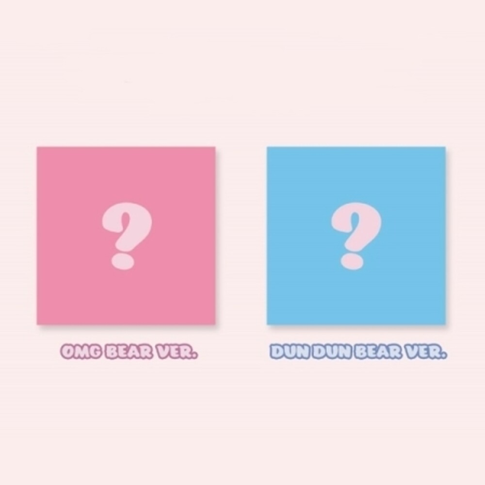 - Dear Oh My Girl (Random Cover) (incl. 116pg Photobook, 2x Photocards, 2x Selfie Photocards, Illustration Postcard + Polaroid)