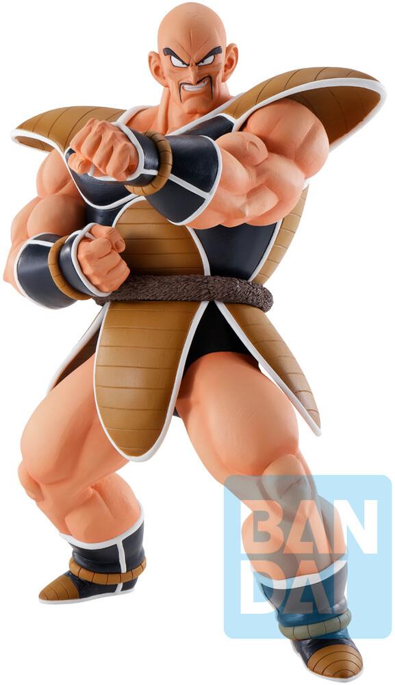 - Dragon Ball Nappa (World Tournament Super Battle)
