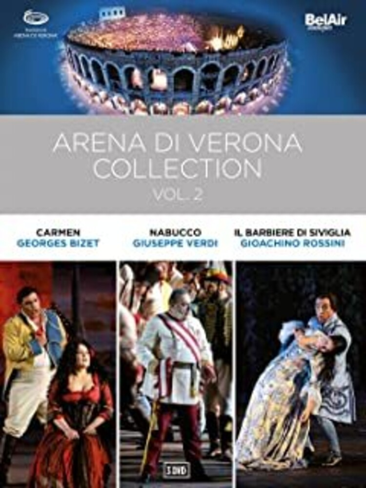 - Arena Di Verona Collection 2 (3pc) / (3pk)
