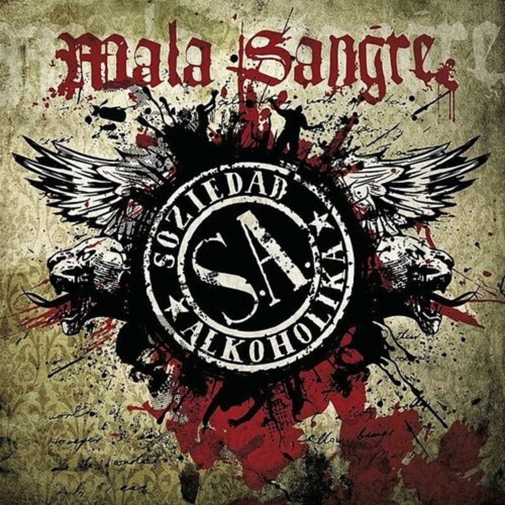 Soziedad Alkoholika - Mala Sangre (Reed) (Spa)