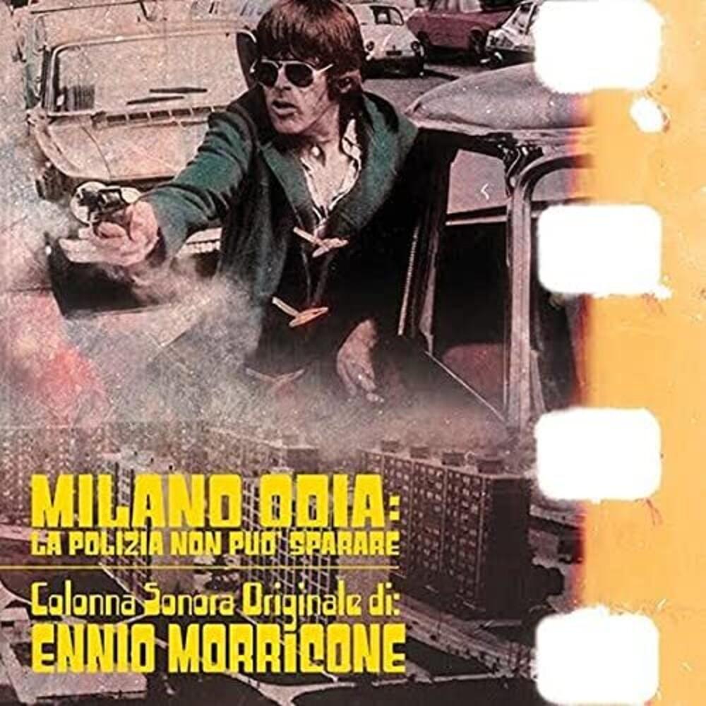 - Milano Odia: La Polizia Non Puo Sparare (Original Soundtrack) [Red Colored Vinyl]