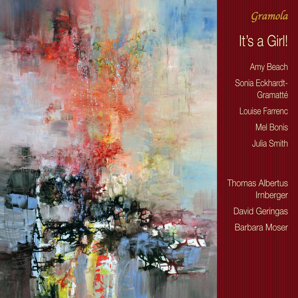 Beach / Irnberger / Moser - It's A Girl (Hybr)