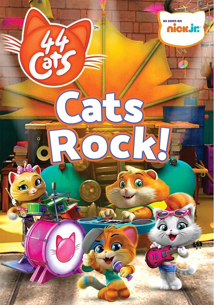 44 Cats: Cats Rock! - 44 Cats: Cats Rock!