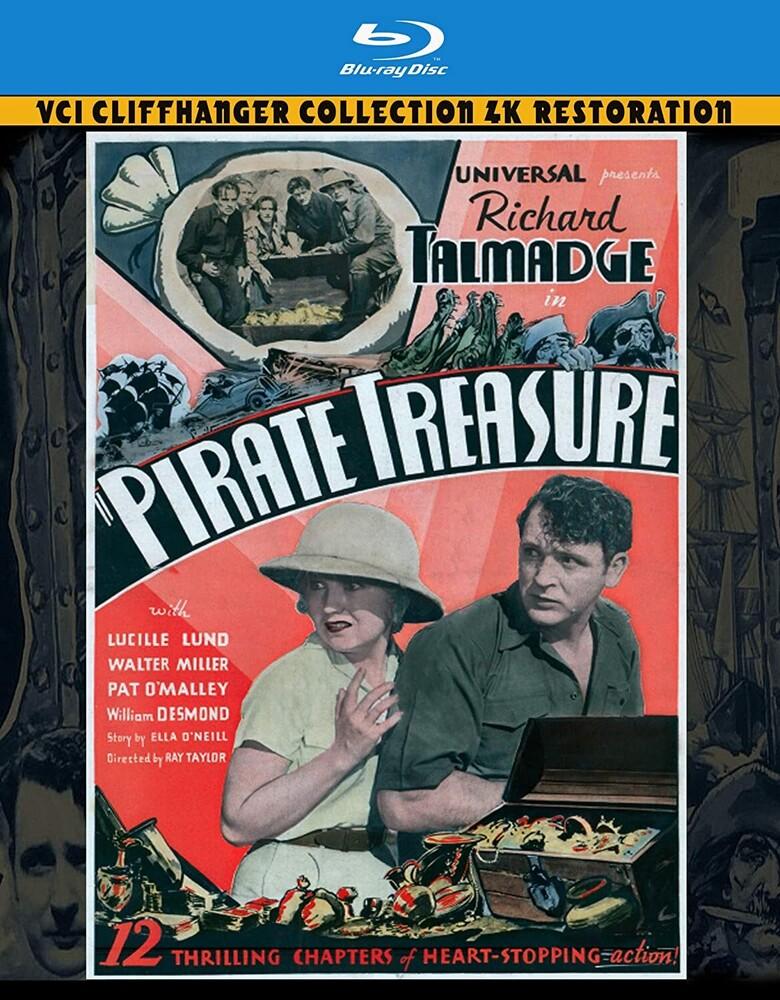 Pirate Treasure - Pirate Treasure / (Rstr Spec)