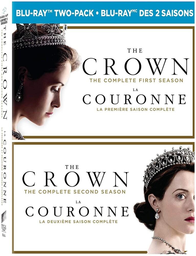 Crown: Season 1 & 2 - Crown: Season 1 & 2 (8pc) / (Can)