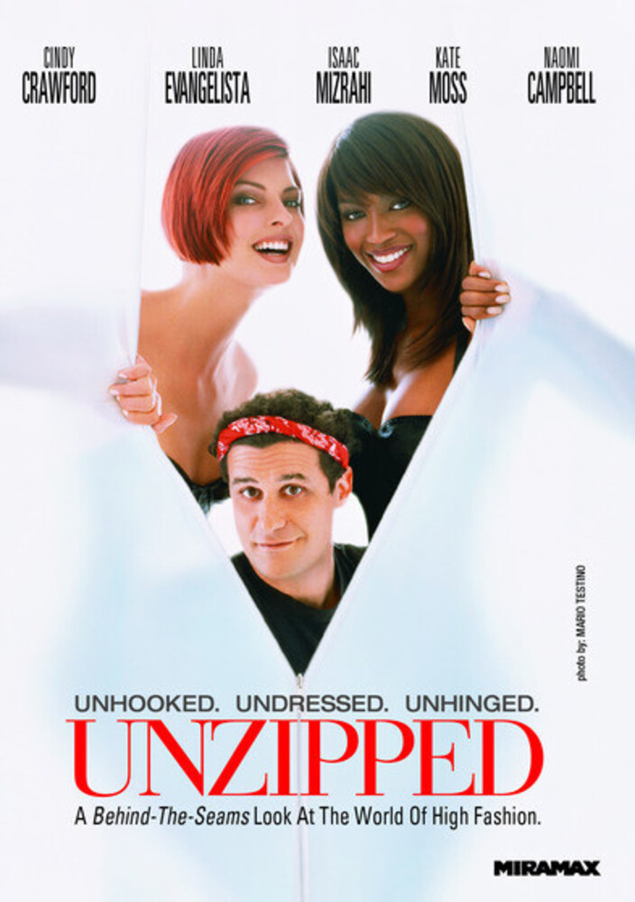 - Unzipped