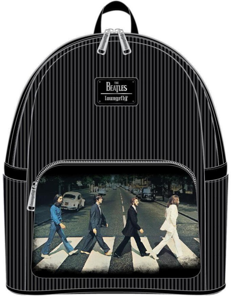 Loungefly the Beatles: - Abbey Road Mini Backpack (Back)