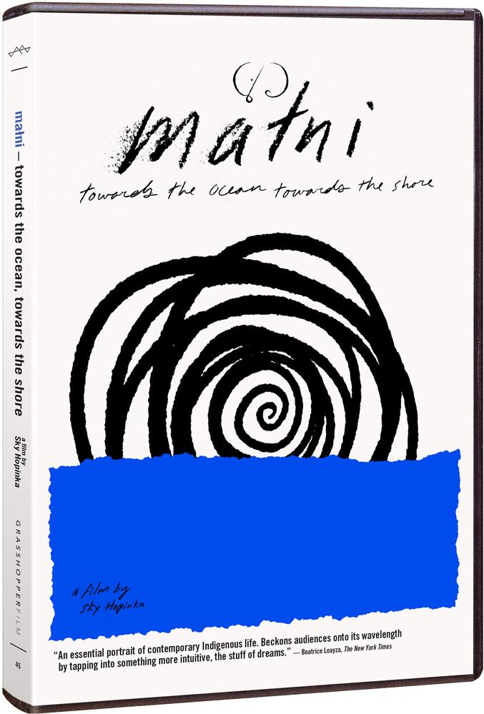Jordan Mercier - Malni: Towards The Ocean Towards The Shore