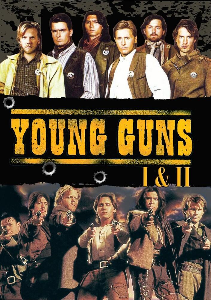 - Young Guns / Young Guns 2 (2pc) / (Aus Ntr0)