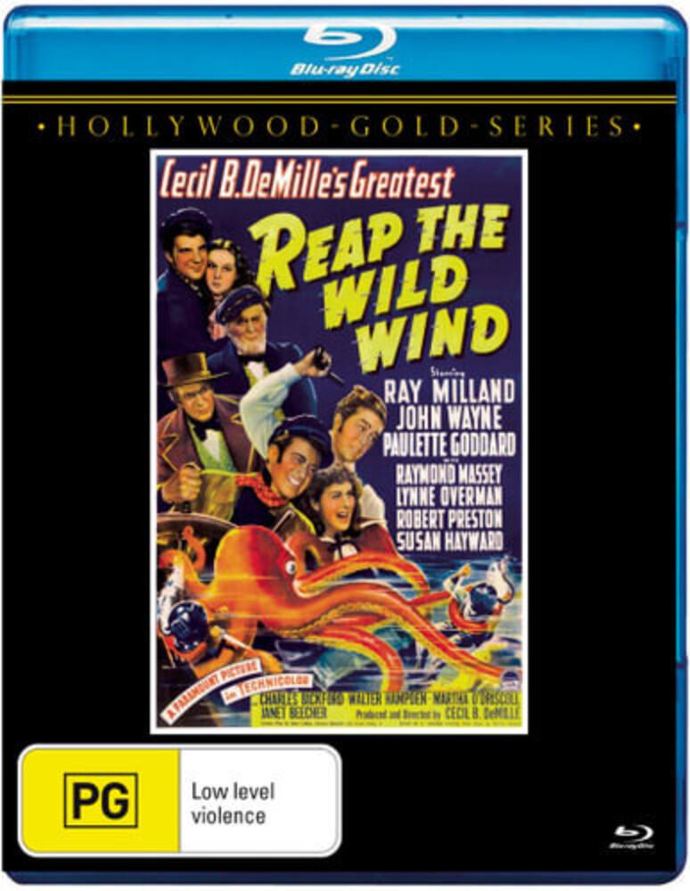 Reap the Wild Wind - Reap The Wild Wind / (Aus)