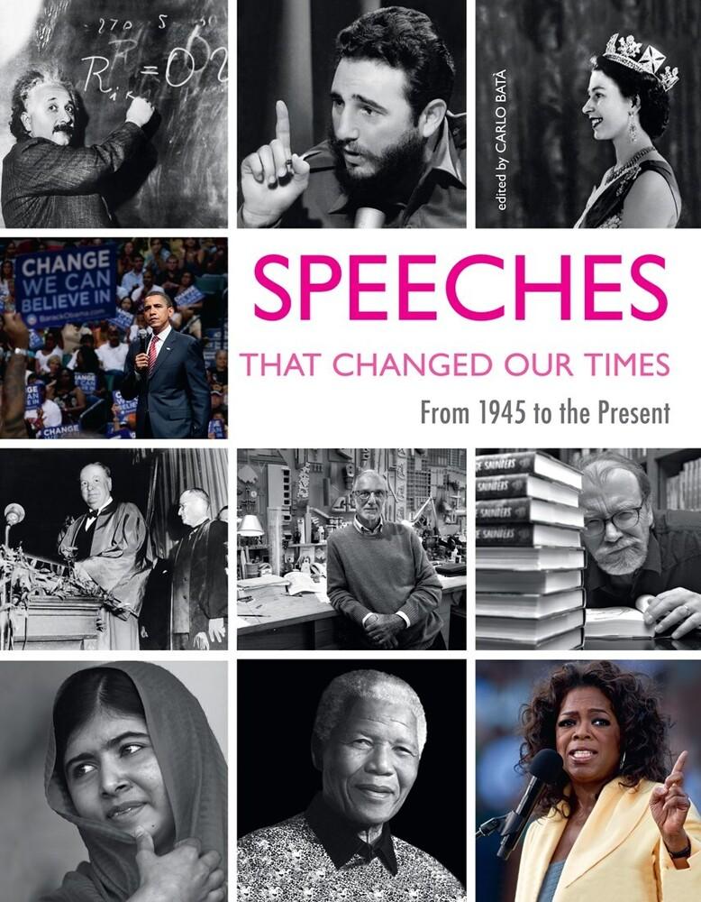 Carlo Bata - Speeches That Changed Our Times (Hcvr)