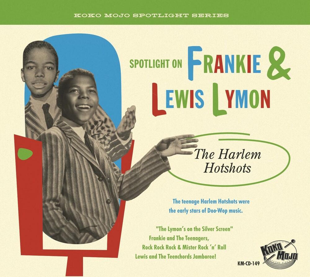 Frankie Lymon  & Lewis - Harlem Hotshots