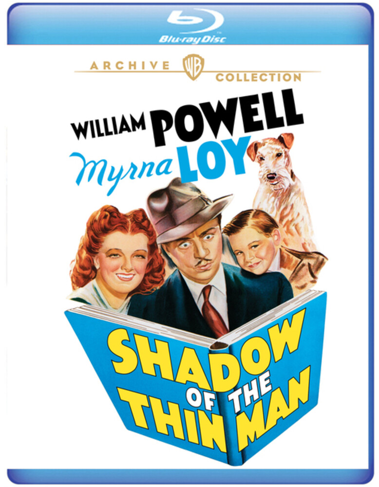 Shadow Of The Thin Man - Shadow Of The Thin Man / (Mod)