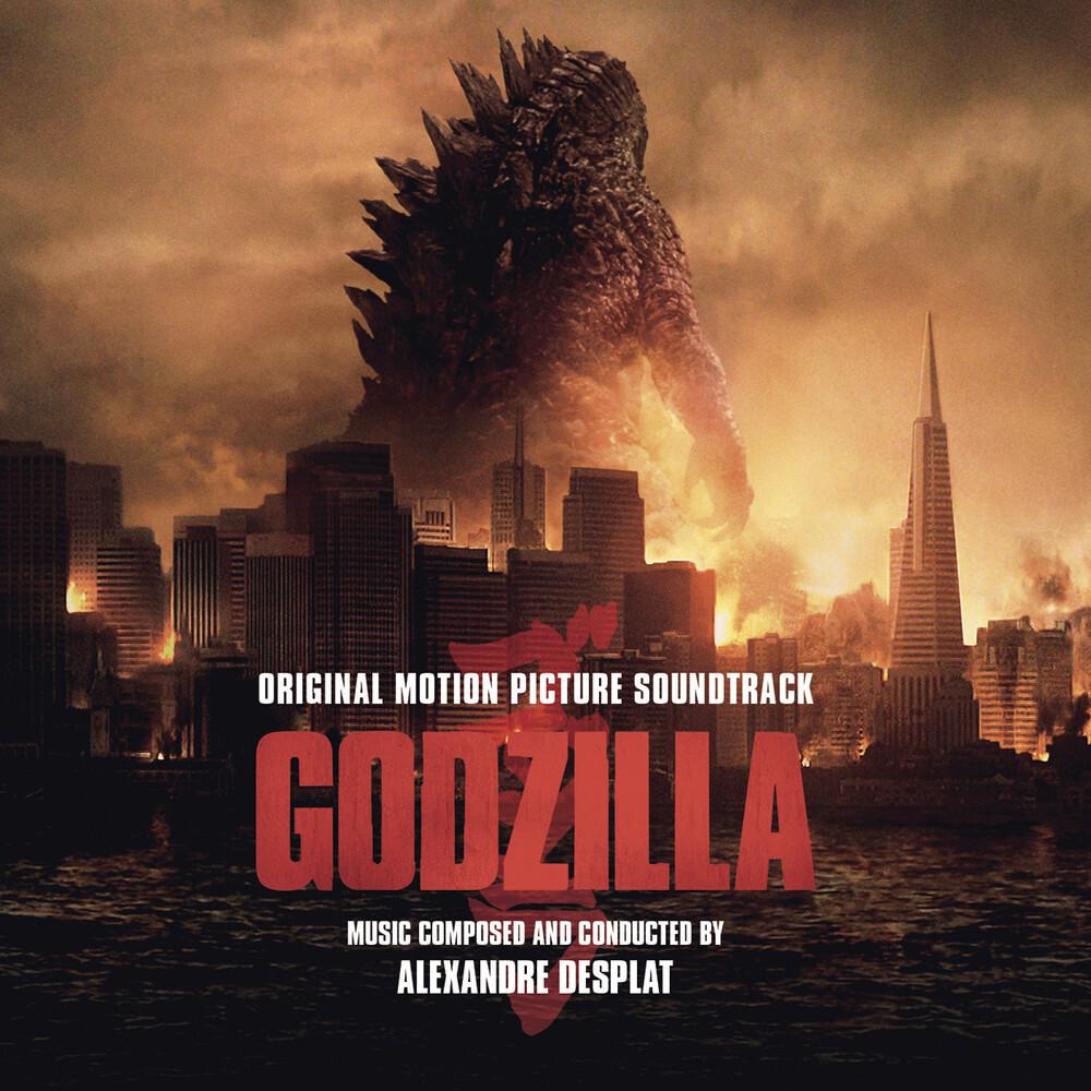 Alexandre Desplat  (Hol) - Godzilla (2014) / O.S.T. (Hol)