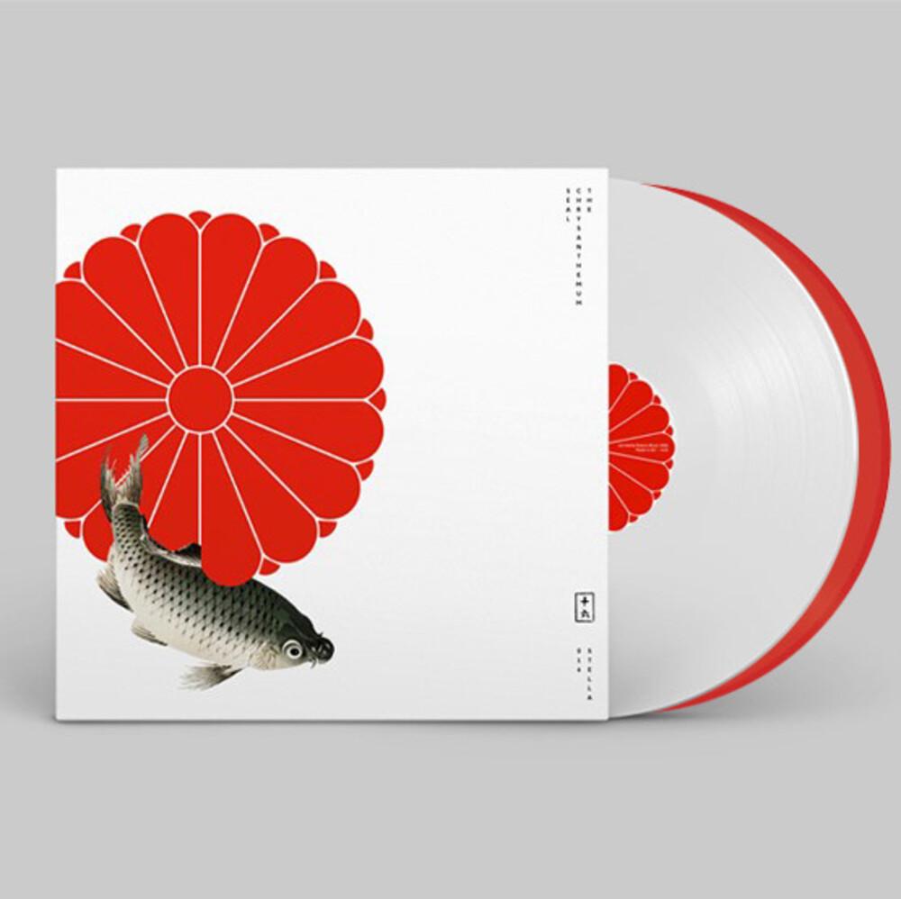 Victory (Colv) (Ltd) (Red) (Wht) - Chrysanthemum Seal / Various (White & Red Vinyl)