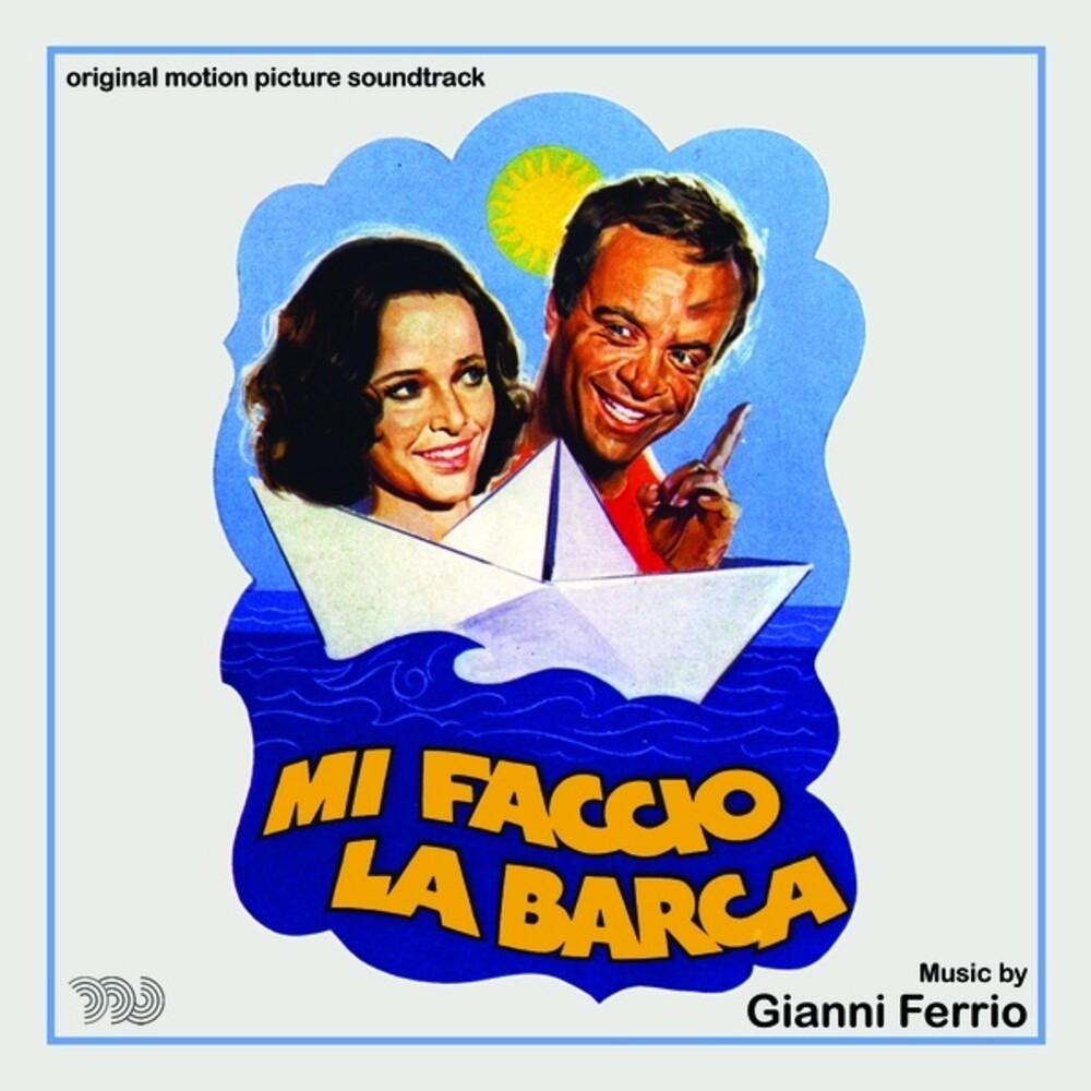 Gianni Ferrio  (Ita) - Mi Faccio La Barca (Ita)