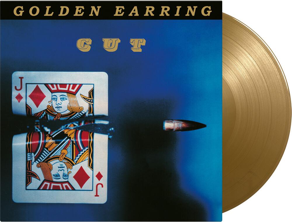 Golden Earring - Cut [Colored Vinyl] (Gol) [Limited Edition] [180 Gram] (Hol)