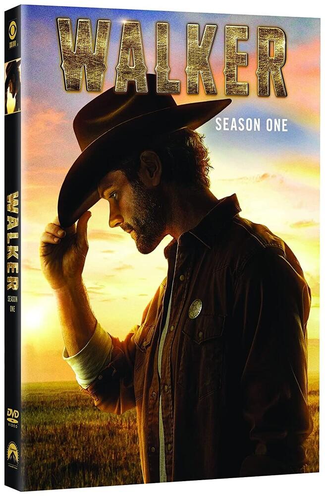 Walker: Season One - Walker: Season One (5pc) / (Box Ac3 Dol Ws)