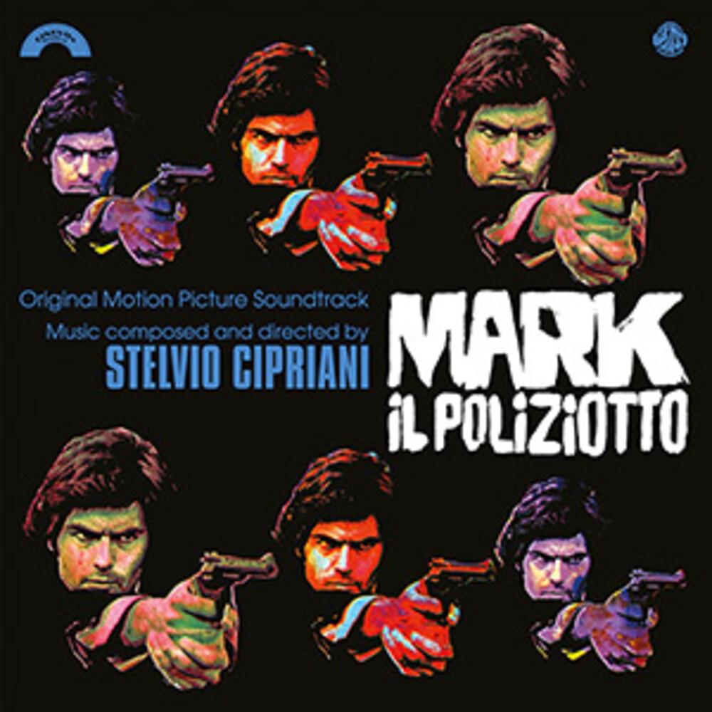 Stelvio Cipriani  (Cvnl) (Ltd) (Ogv) (Ita) - Mark Il Poliziotto / O.S.T. [Clear Vinyl] [Limited Edition] [180 Gram]