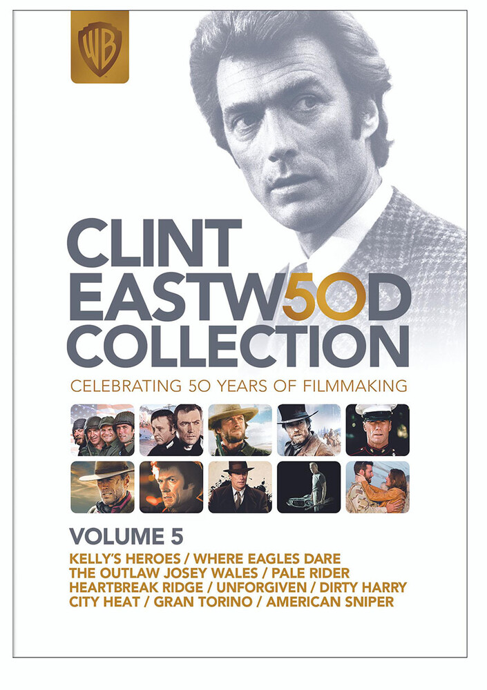 Clint Eastwood Collection: Volume 5 - Clint Eastwood Collection, Vol. 5