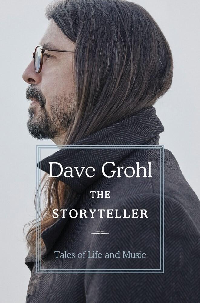 Dave Grohl - Storyteller (Hcvr)