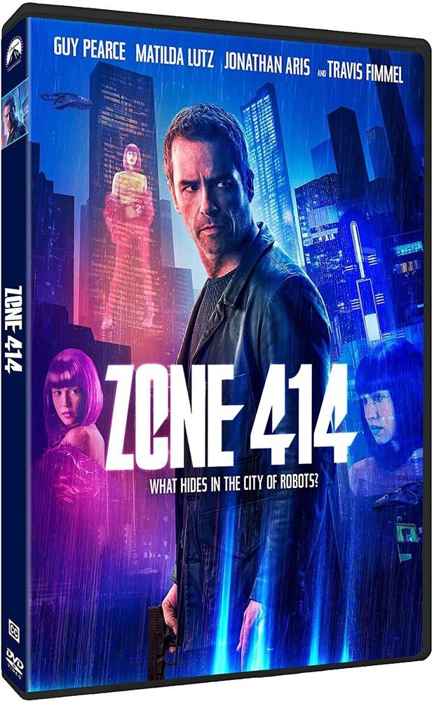 Zone 414 - Zone 414 / (Amar Sub Ws)