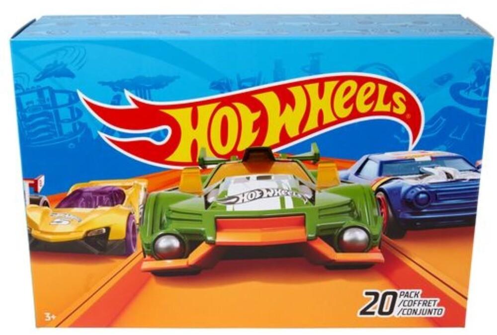 Hot Wheels - Hw 20 Pack (Tcar)