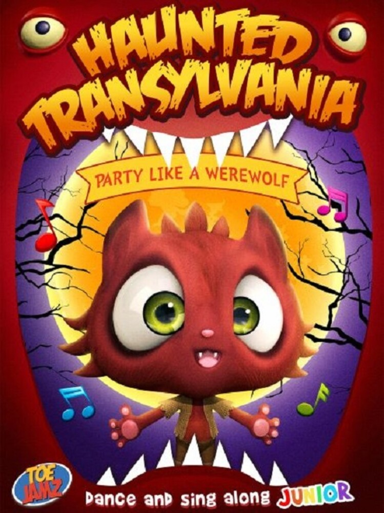 Haunted Transylvania: Party Like a Werewolf - Haunted Transylvania: Party Like A Werewolf