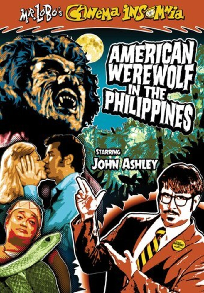 American Werewolf in the Philippines - American Werewolf In The Philippines