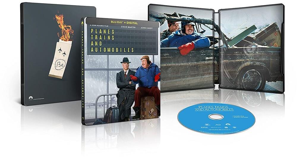Planes Trains & Automobiles - Planes Trains & Automobiles / (Ac3 Dol Dub Mono)