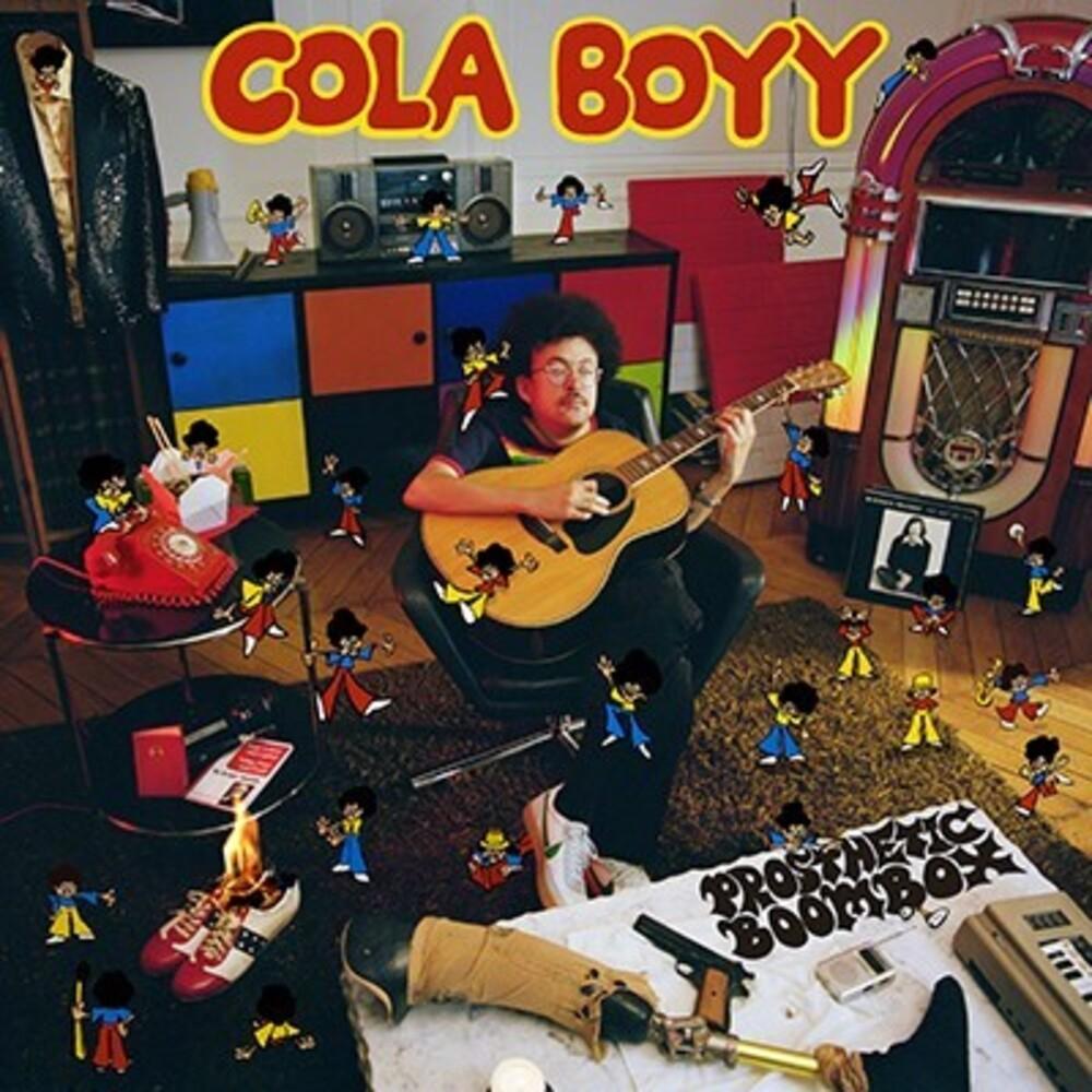 Boyy, Cola - Prosthetic Boombox