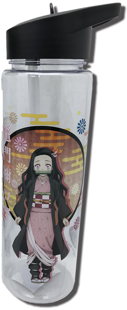 Demon Slayer Nezuko Tritan Water Bottle - Demon Slayer Nezuko Tritan Water Bottle (Wbot)
