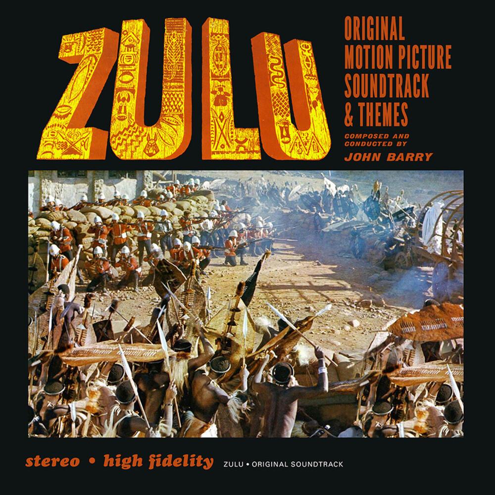 John Barry  (Mod) - Zulu Soundtrack & Themes (Mod)