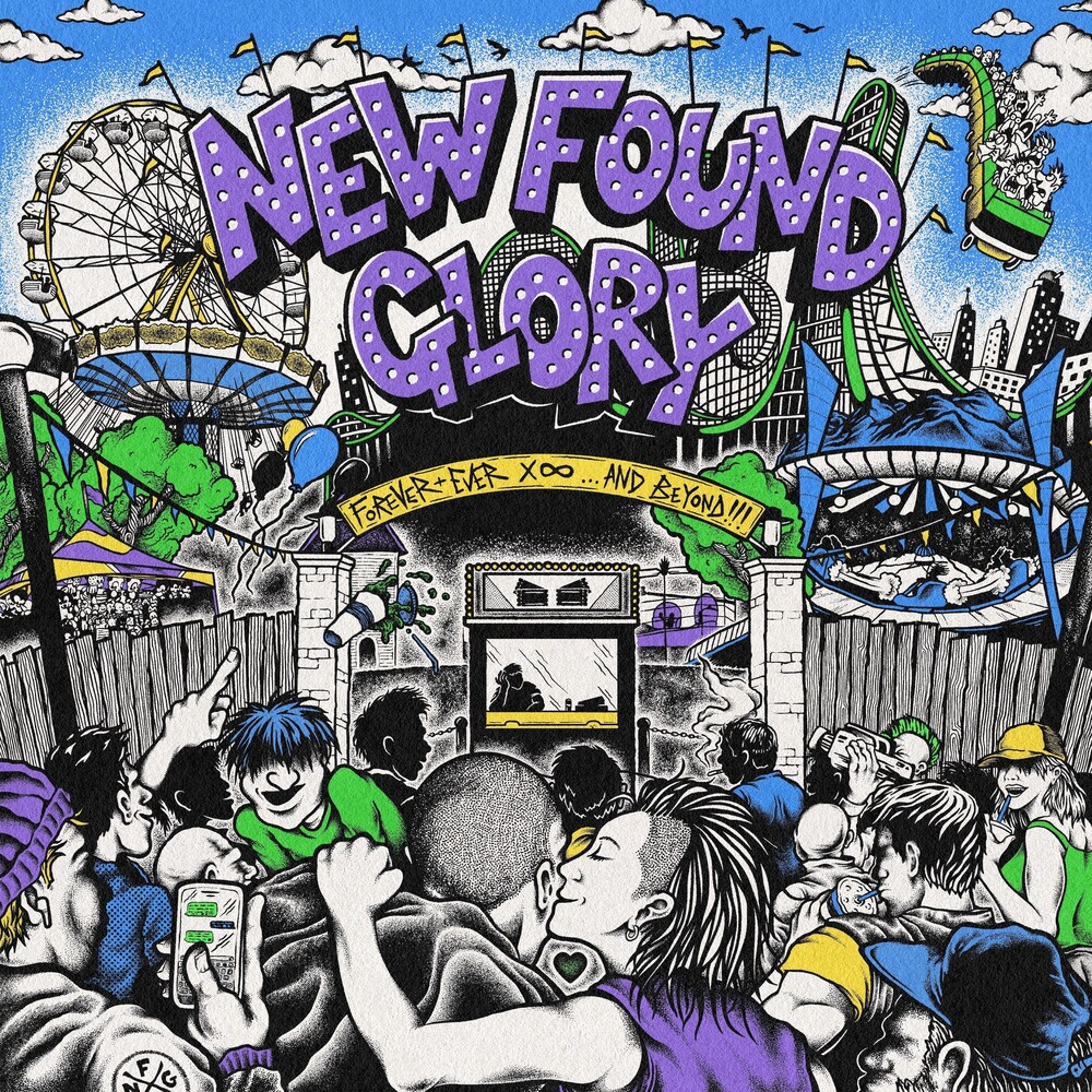 New Found Glory - Forever + Ever X Infinity & Beyond (Grn)