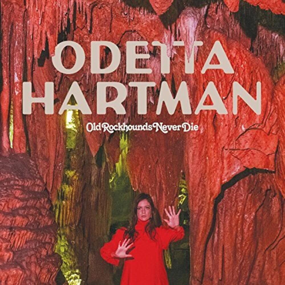 Odetta Hartman - Old Rockhounds Never Die [Indie Exclusive Limited Edition LP]
