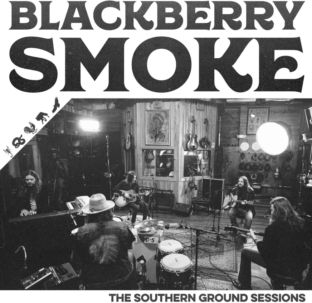 Blackberry Smoke - The Southern Ground Sessions EP [Vinyl]