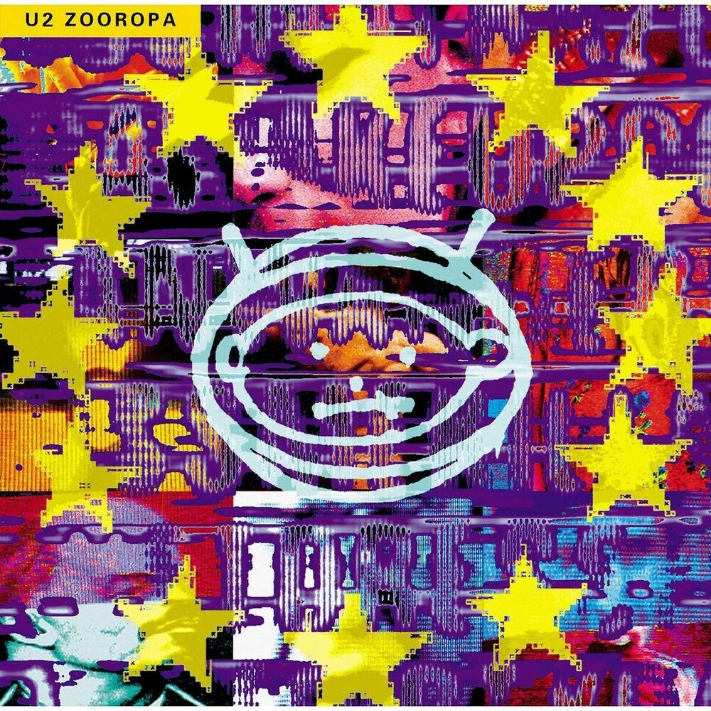 U2 - Zooropa (Blue) [Colored Vinyl] [Limited Edition]
