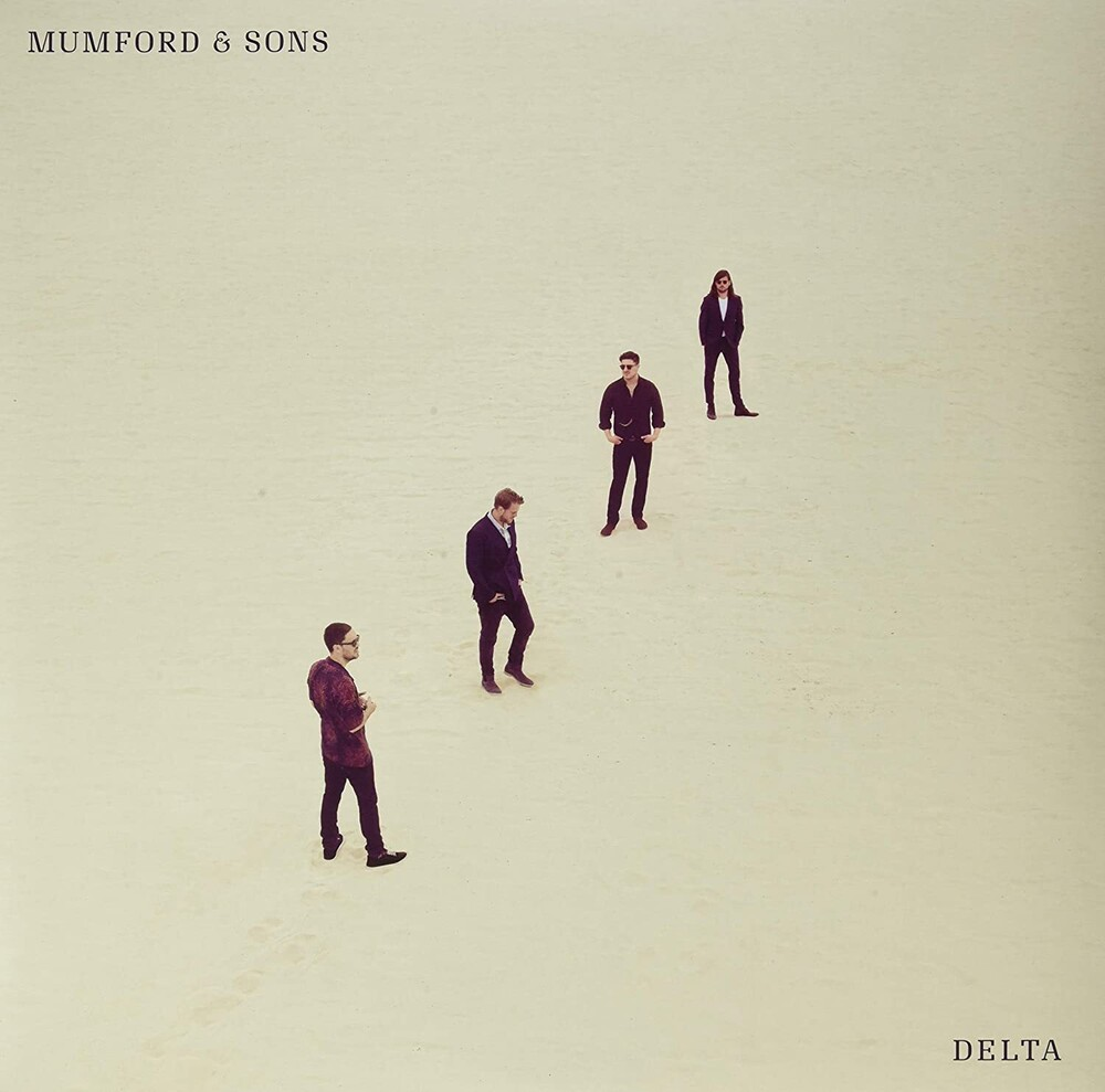 Mumford & Sons - Delta [Indie Exclusive Limited Edition Sand LP]
