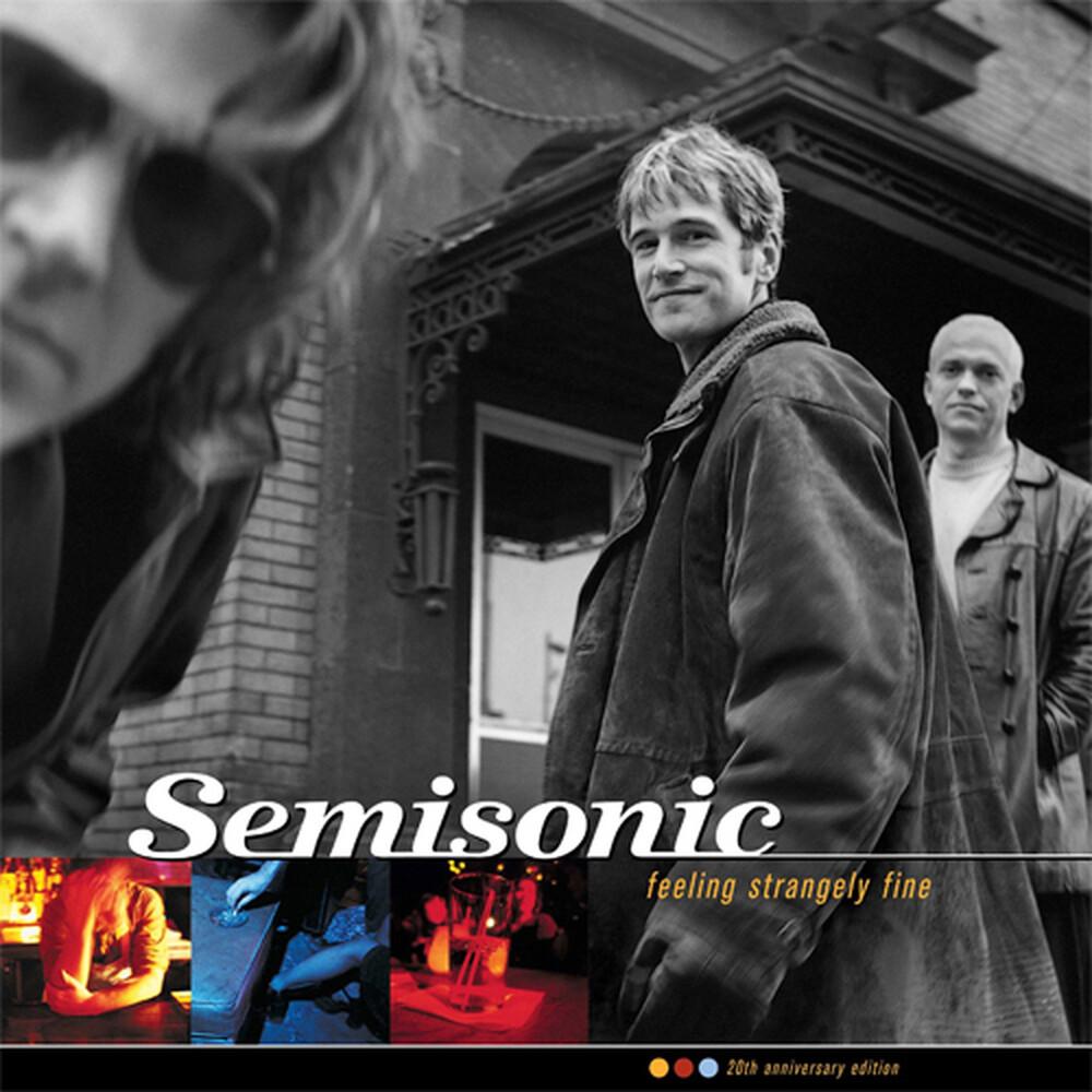 Semisonic - Feeling Strangely Fine: 20th Anniversary Edition [Deluxe Gold 2LP]