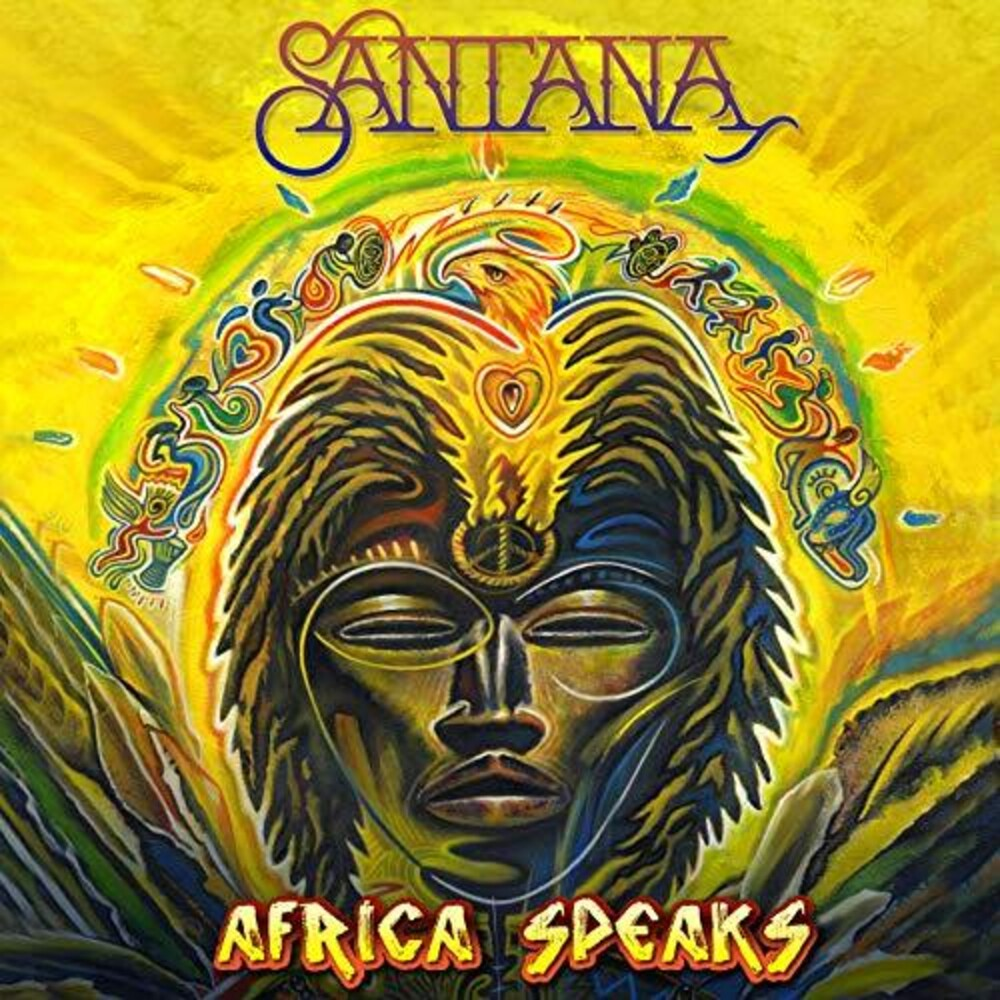 Santana - Africa Speaks [2LP]