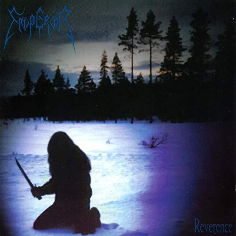 Emperor - Reverence EP [Limited Edition Blue 7in Vinyl]