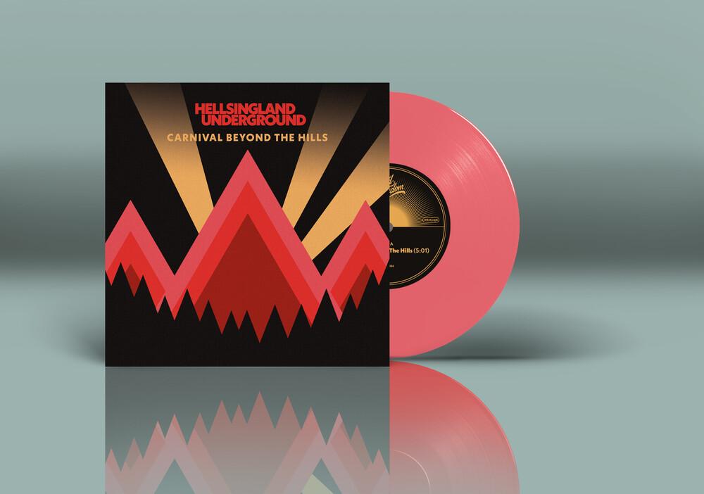 Hellsingland Underground - Carnival Beyond The Hills [Pink Vinyl Single]