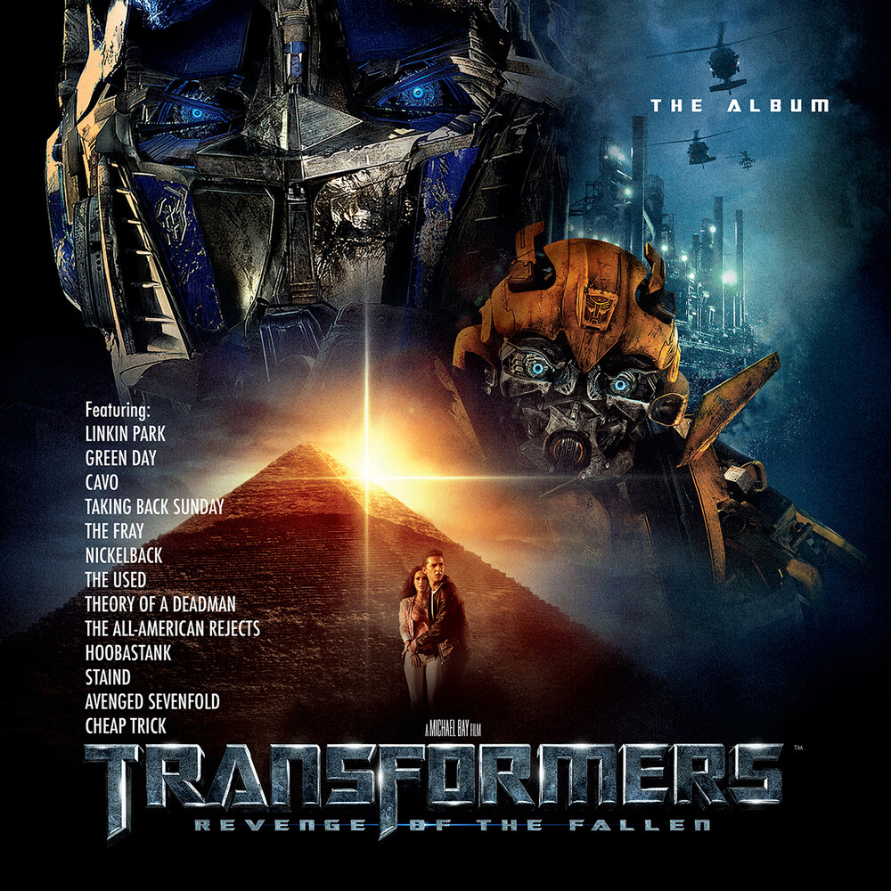 Various Artists - Transformers: Revenge Of The Fallen - The Album [Soundtrack 2LP]
