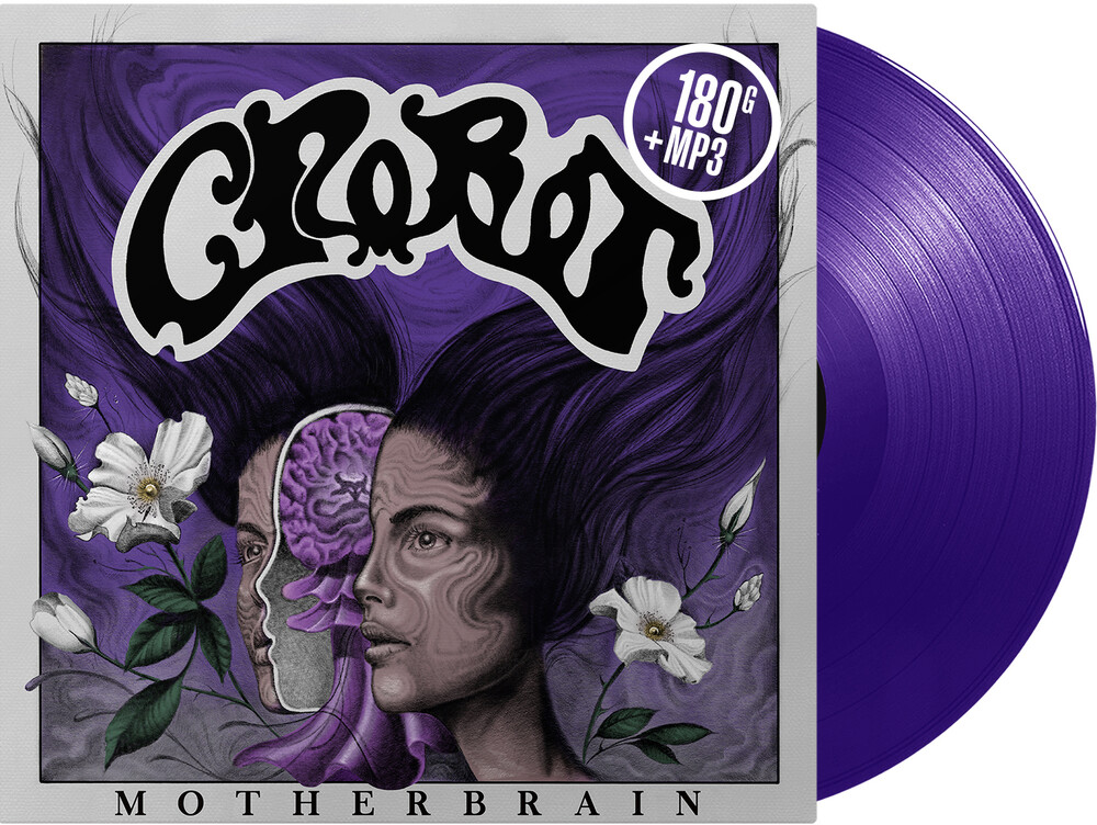 Crobot - Motherbrain [Dark Purple LP]