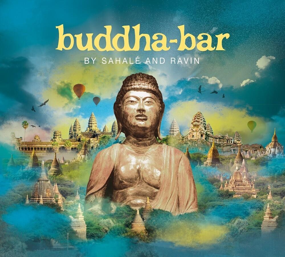 Buddha Bar Presents Sahale / Various - Buddha Bar Presents Sahale / Various (Box) (Fra)