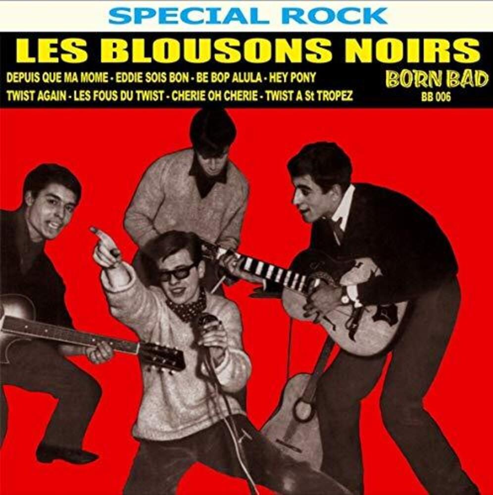 BLousons Noirs - Blousons Noirs 1961-1962