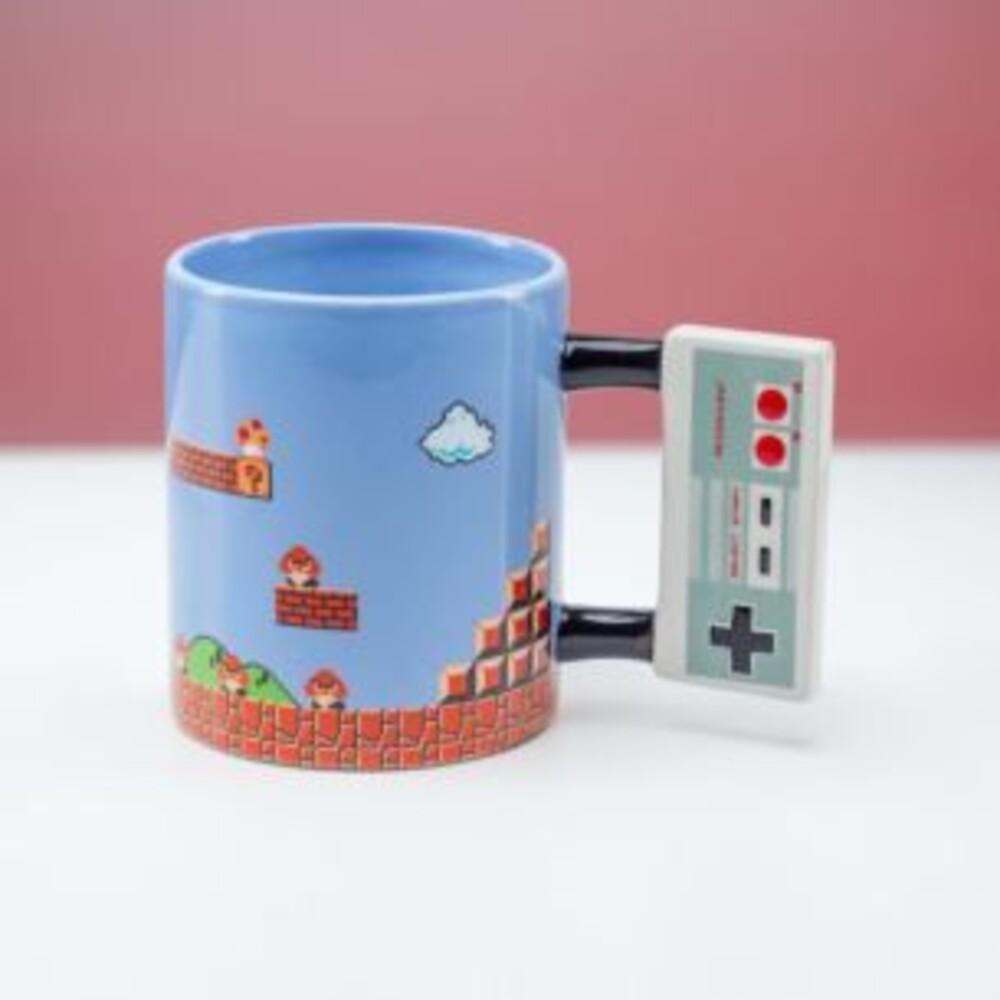 Nintendo Nes Controller Mug - Nintendo NES Controller Mug