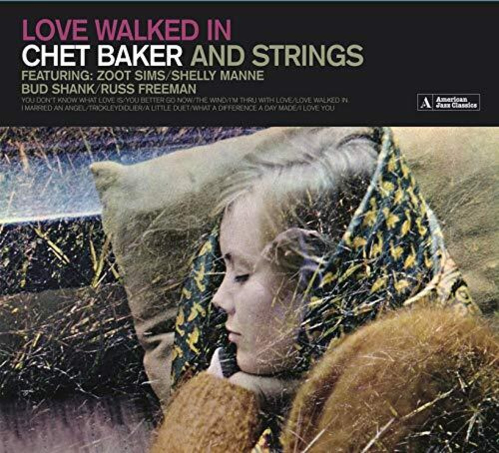 Chet Baker - Loved Walked In / Chet Baker & Strings [Import]