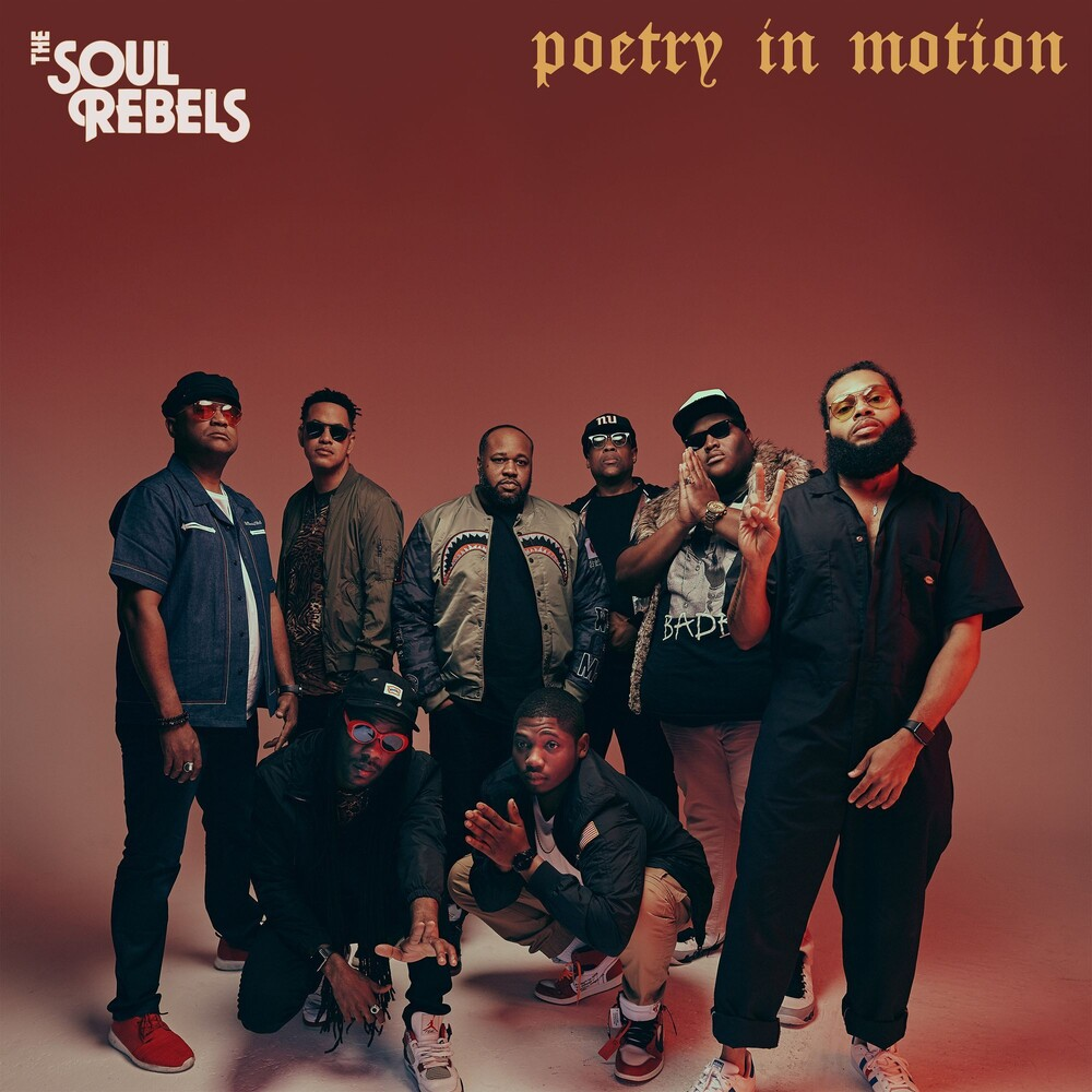 Soul Rebels - Poetry In Motion [LP]