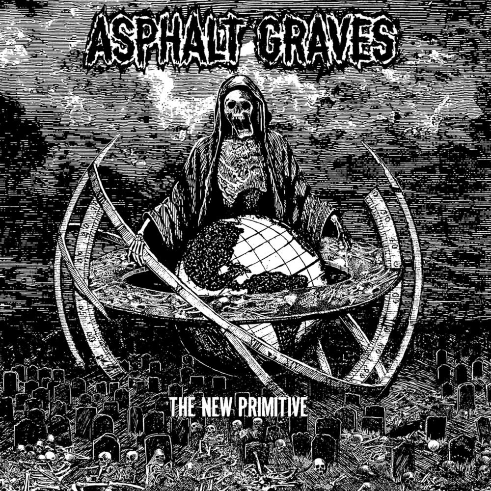 Asphalt Graves - New Primitive